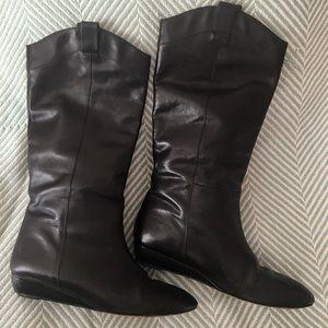 Loeffler Randall Matilde Cowboy Tall Boots